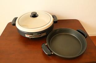 電気鍋・ホットプレート